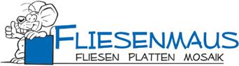 Fliesenmaus Martina Reuels - Logo